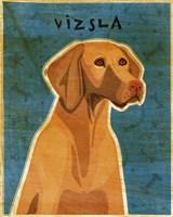 Vizsla Fine Art Print