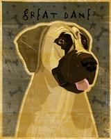 Great Dane 2 Fine Art Print