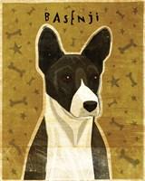 Basenji - Black by John W. Golden - various sizes
