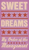 Sweet Dreams - Girl by John W. Golden - various sizes - $18.49