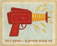 Rayvon Star VII by John W. Golden - various sizes