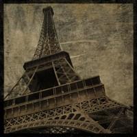 Eiffel II Framed Print
