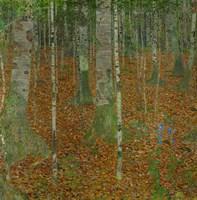 """20"""" x 20"""" Forest Art"""