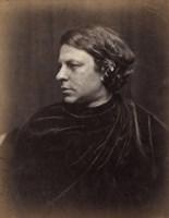 The Violinist Joseph Joachim, 1868 Fine Art Print
