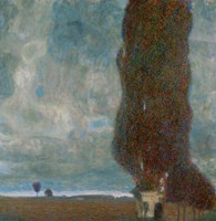 The Large Poplar Tree (II), 1903 Fine Art Print