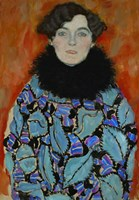 Mrs. Johanna Staude by Gustav Klimt - various sizes