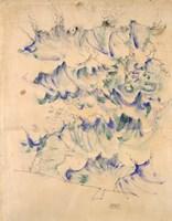 The Waves (Les Vagues), 1912 Fine Art Print