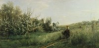 Spring by Charles Francois Daubigny - various sizes