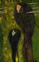 Nixen - Silberfische (Water Nymphs - Silverfish), 1894 by Gustav Klimt, 1894 - various sizes