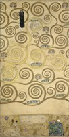 Sketches For The Frieze For The Palais Stoclet In Brussels IV by Gustav Klimt - various sizes