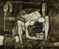 Blind Mother, 1914 by Egon Schiele, 1914 - various sizes