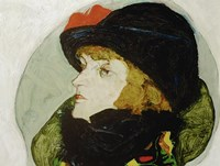 Portrait Of Ida Roessler, 1912 by Egon Schiele, 1912 - various sizes
