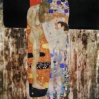 Die Drei Lebensalter (The Three Ages Of Man), 1905 by Gustav Klimt, 1905 - various sizes