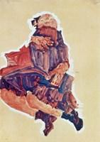 Sleeping Child, 1910 by Egon Schiele, 1910 - various sizes