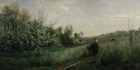 Spring, 1857 by Charles Francois Daubigny, 1857 - various sizes