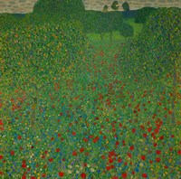 A Field Of Poppies, 1907 Fine Art Print