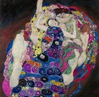"""The Virgin (""""""""Die Jungfrau""""""""), 1913 by Gustav Klimt, 1913 - various sizes"""