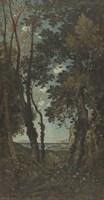 The Cliffs (Les Falaises), 1882 Fine Art Print