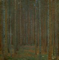 Tannenwald (Pine Forest), 1902 Fine Art Print