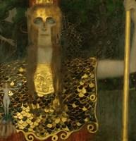 Pallas Athene, 1898 by Gustav Klimt, 1898 - various sizes