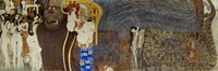 """The Hostile Powers, Detail Of  """"""""The Beethoven Frieze"""""""", 1902 by Gustav Klimt, 1902 - various sizes"""