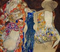 The Bride-18, 1917 by Gustav Klimt, 1917 - various sizes