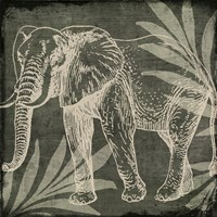 Elephant 1 by Color Bakery - various sizes, FulcrumGallery.com brand