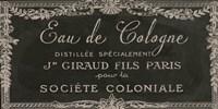 Signes Francais VIII Framed Print