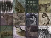 Hunting Season VI Framed Print