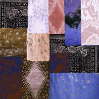Afrikan Batik IV by Color Bakery - various sizes