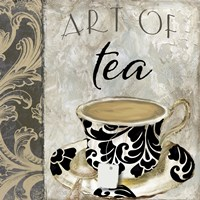 Art of Tea I Fine Art Print