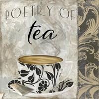Art of Tea II Framed Print