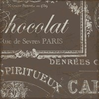 Bon Mots III by Color Bakery - various sizes