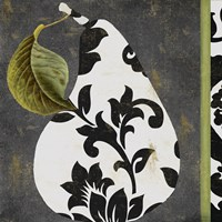 Decorative Pear I by Color Bakery - various sizes