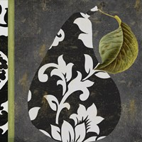 Decorative Pear II by Color Bakery - various sizes