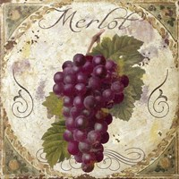 Tuscany Table Merlot by Color Bakery - various sizes