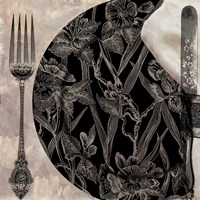 Victorian Table II Fine Art Print
