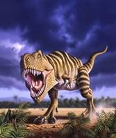 Tyrannosaurus Rex Fine Art Print