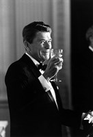 Ronald Reagan Fine Art Print