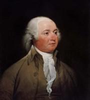 President John Adams Fine Art Print