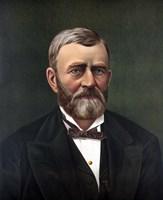 President Ulysses S Grant Fine Art Print