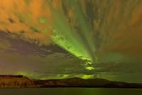 Colorful Aurora Borealis Fine Art Print