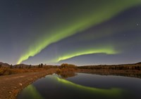 Aurora Borealis, Canada by Jonathan Tucker - various sizes