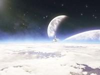 NASA Spacecraft Fine Art Print