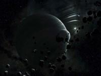 Tyche ( Hypothetical Planet) Fine Art Print