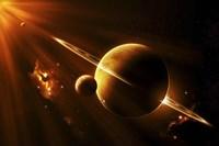Extraterrestrial Spacecraft Fine Art Print