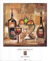Wine Tasting IV Fine Art Print