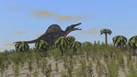 Spinosaurus by Kostyantyn Ivanyshen - various sizes