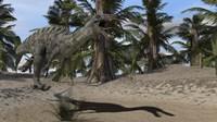 Suchomimus Hunting
