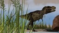 T-Rex Hunting by Kostyantyn Ivanyshen - various sizes